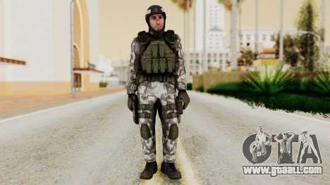 Black Mesa - HECU Marine Medic v1 for GTA San Andreas second screenshot