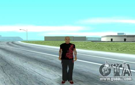 Da Nang Boy for GTA San Andreas