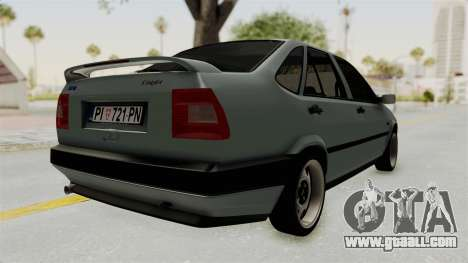 Fiat Tempra for GTA San Andreas right view