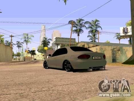Mazda Xedos 6 for GTA San Andreas left view