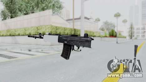 IOFB INSAS White for GTA San Andreas second screenshot