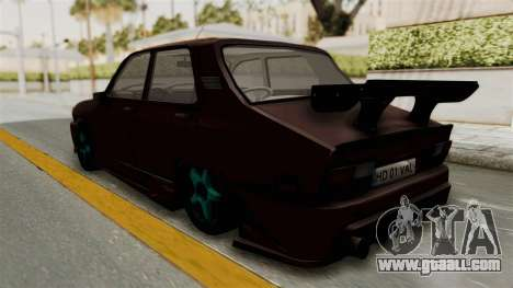 Dacia 1310 TX Tuning for GTA San Andreas left view