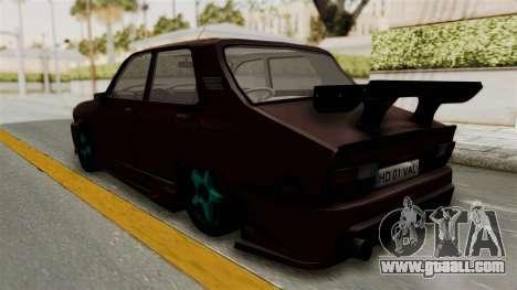 Dacia 1310 TX Tuning for GTA San Andreas left view