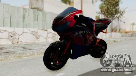 Honda CBR1000RR Mini for GTA San Andreas right view