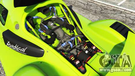 GTA 5 Radical RXC Turbo right side view