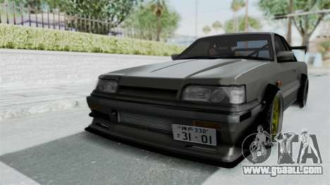 Nissan Skyline R31 for GTA San Andreas