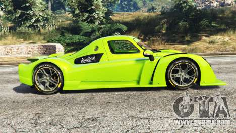 GTA 5 Radical RXC Turbo left side view