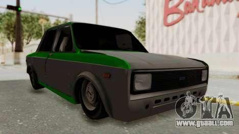 Fiat 128 De Picadas for GTA San Andreas right view