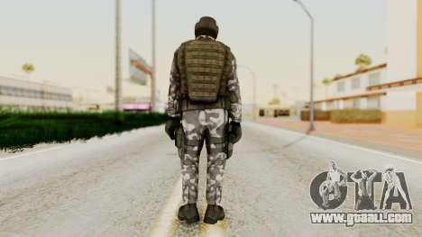 Black Mesa - HECU Marine Medic v1 for GTA San Andreas third screenshot
