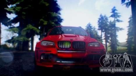 Cry ENB V4.0 SAMP NVIDIA for GTA San Andreas second screenshot