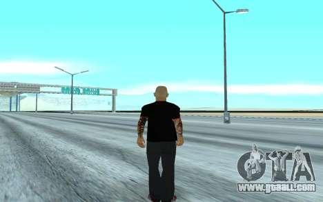 Da Nang Boy for GTA San Andreas second screenshot