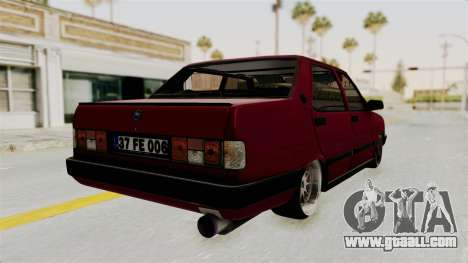 Tofas Dogan 1.6 for GTA San Andreas left view