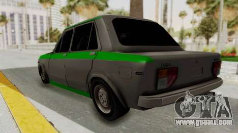 Fiat 128 De Picadas for GTA San Andreas left view
