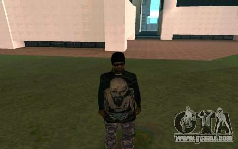 Ballas Gang Member for GTA San Andreas