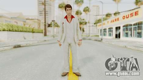 Scarface Tony Montana Suit v4 for GTA San Andreas second screenshot