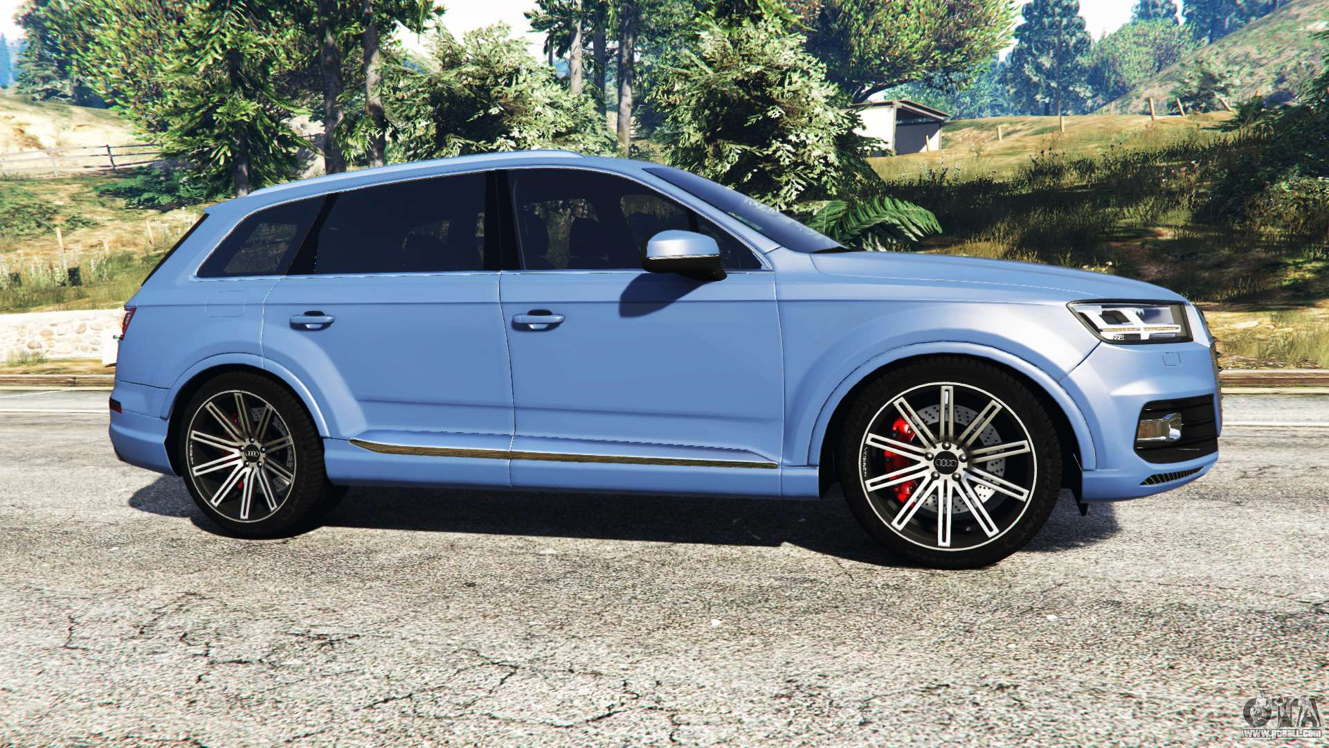 audi q7 2015 rims1 for gta 5. Black Bedroom Furniture Sets. Home Design Ideas