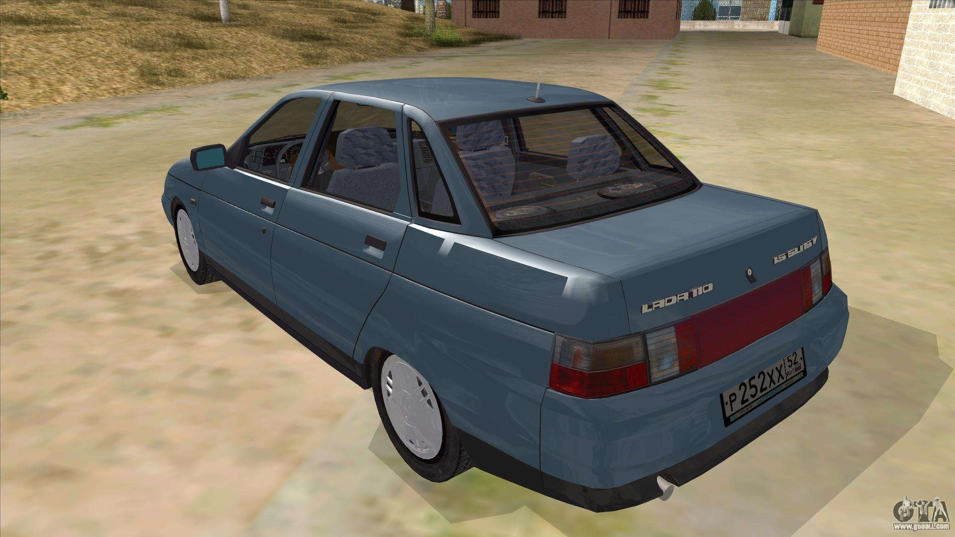 Replacement of rear racks (VAZ 2110). Support of a back rack VAZ 2110