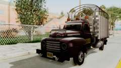 Ford 49 Con Estacas for GTA San Andreas