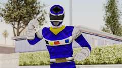 Power Rangers In Space - Blue for GTA San Andreas