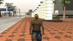 Los Santos Vagos Gang Member for GTA San Andreas
