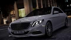 Mercedes-Benz w222 for GTA 4
