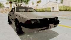 Imponte Bravura V6 Sport 1990 for GTA San Andreas