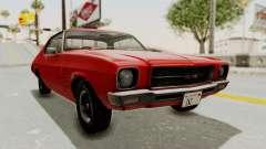 Holden Monaro GTS 1971 SA Plate IVF for GTA San Andreas