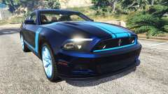 Ford Mustang Boss 302 2013 for GTA 5