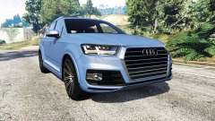 Audi Q7 2015 [rims1] for GTA 5