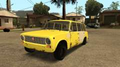 VAZ 2102 BK for GTA San Andreas
