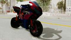 Honda CBR1000RR Mini for GTA San Andreas
