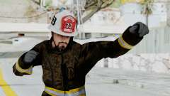 GTA 5 Fireman SF