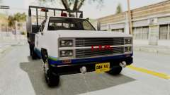 GMC Sierra 3500 pickup truck for GTA San Andreas