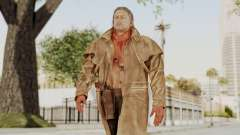 MGSV Phantom Pain Ocelot Prologue Afghanistan for GTA San Andreas