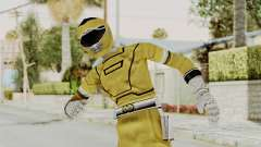 Power Rangers Turbo - Yellow