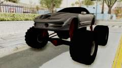Pontiac Firebird Trans Am 2002 Monster Truck