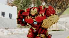Marvel Future Fight - Hulkbuster for GTA San Andreas