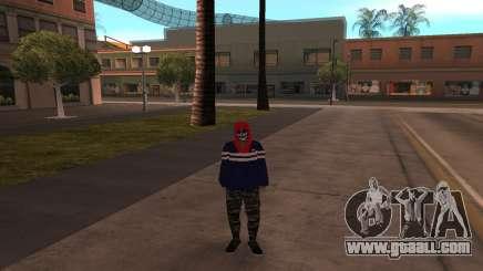 New homeless v3 for GTA San Andreas