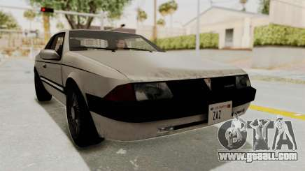 Imponte Bravura V6 Sport 1990 for GTA San Andreas
