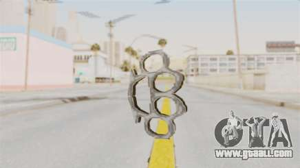 Metal Slug Weapon 5 for GTA San Andreas