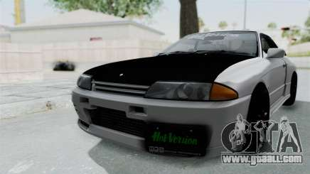 Nissan Skyline BNR32 Hot Version for GTA San Andreas