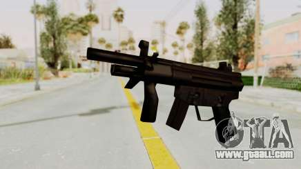 Liberty City Stories SMG for GTA San Andreas