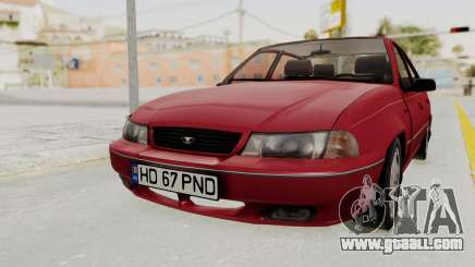 Daewoo Cielo 1.5 GLS 1998 for GTA San Andreas