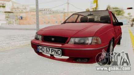 Daewoo Cielo 1.5 GLS 1998 for GTA San Andreas