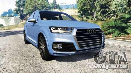 Audi Q7 2015 [rims1] for GTA 5