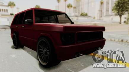 Huntley for GTA San Andreas