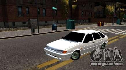 VAZ 2114 Brodyaga for GTA 4