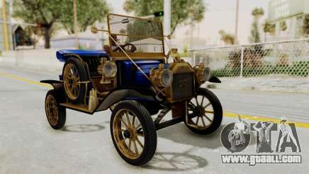 Ford T 1912 Open Roadster v2 for GTA San Andreas