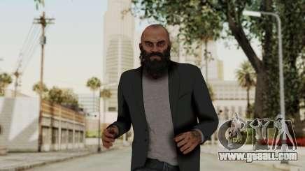 GTA 5 Trevor v2 for GTA San Andreas