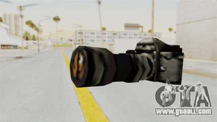Metal Slug Weapon 6 for GTA San Andreas